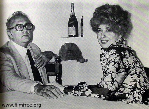 ফেল্লিনির সঙ্গে ডিনারে শার্লট শ্যান্ডলার