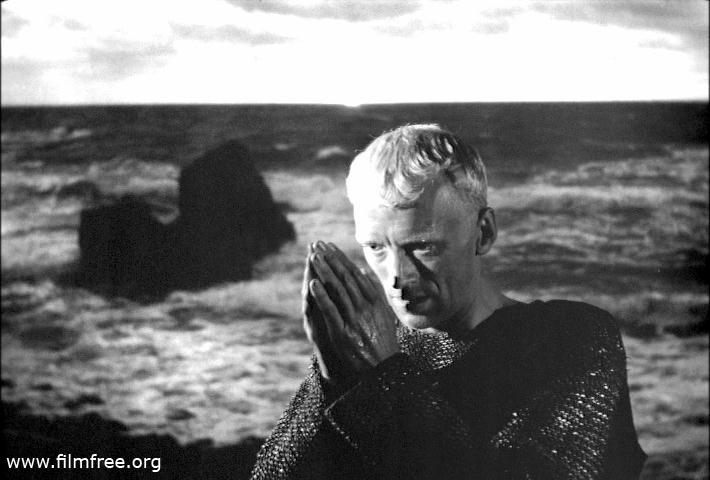 সেভেন্থ সীল । ইঙ্গমার বার্গম্যান । সুইডেন; ১৯৫৭